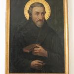 01. Saint Pierre Canisius, tableau exposé à l'évêché (Photo : Diocèse LGF)