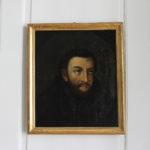 02. Saint Pierre Canisius, tableau exposé à l'évêché (Photo : Diocèse LGF)