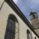 11. Eglise du collège St-Michel, Fribourg (Photo : Diocèse LGF)
