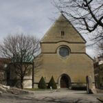 12. Eglise du collège St-Michel, Fribourg (Photo : Diocèse LGF)
