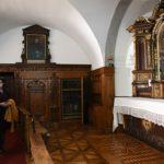 15. Chambre mortuaire de Pierre Canisius (Photo : SJ-Bild)