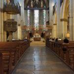 21. Cathédrale St-Nicolas de Fribourg (Photo : SJ-Bild)