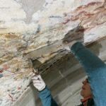 26. Restauration de la chapelle du St-Sépulcre par l'atelier Olivier Guyot (Photo : atelier O. Guyot)